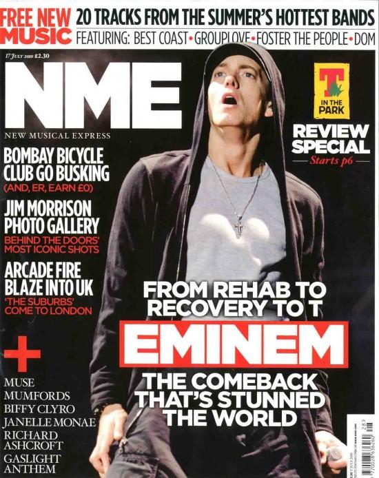 Eminem-NME-Magazine