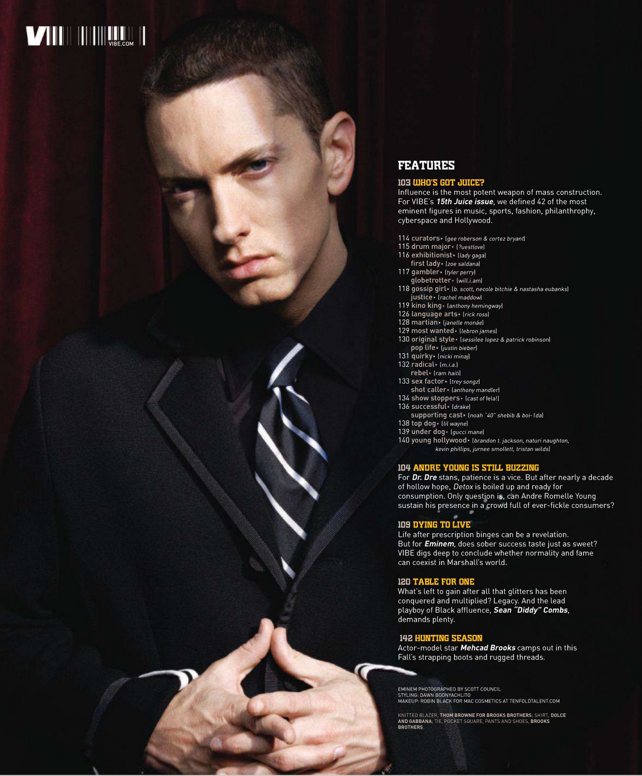the two faces of eminem essay