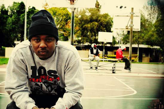 Kendrick Lamar's First UK Show
