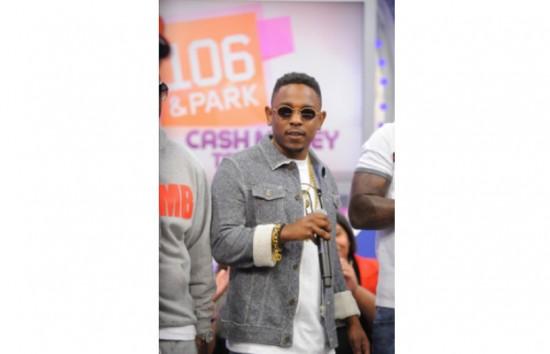 Kendrick Lamar BETs 106 & Park