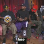 Участники группы Slaughterhouse обсуждают Eminem'a и еду в стрип-клубе 1