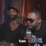 Участники группы Slaughterhouse обсуждают Eminem'a и еду в стрип-клубе 2