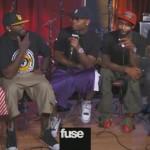 Участники группы Slaughterhouse обсуждают Eminem'a и еду в стрип-клубе 4