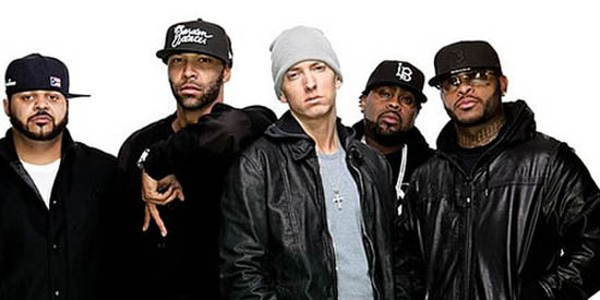 Eminem и Slaughterhouse