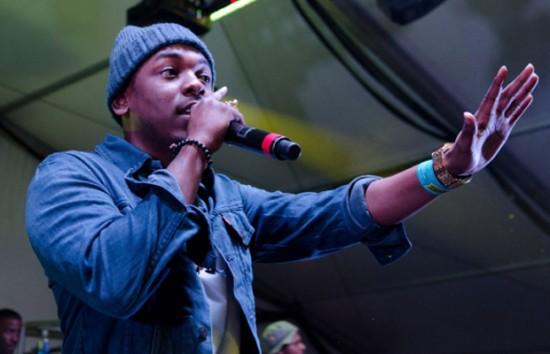 Kendrick Lamar Шоу SXSW 2012