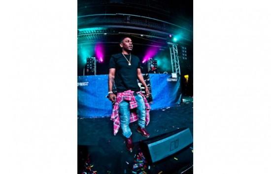 Kendrick Lamar Paid Dues Festival