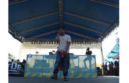Выступление Kendrick Lamar на Soundset 2012