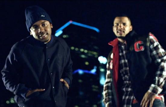 Kendrick Lamar Март 2012: