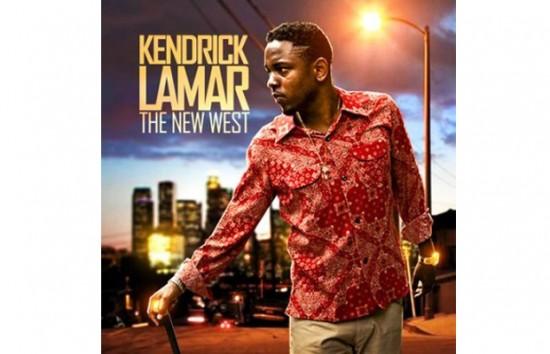 Kendrick Lamar Обложка микстейпа The New West