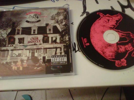 Альбом группы Slaughterhouse «Welcome To: Our House» слит в сеть!