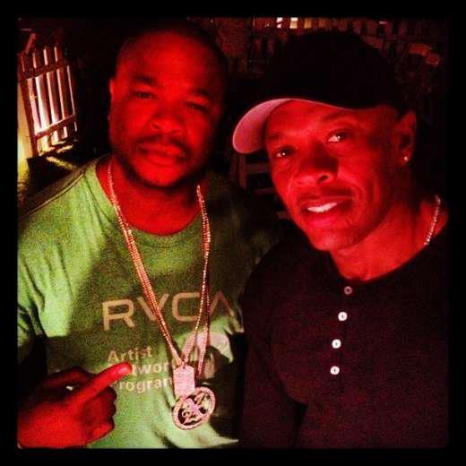 Dr. Dre и Xzibit