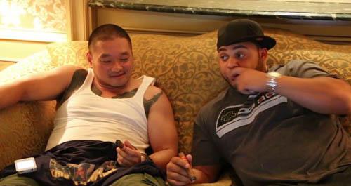 Joell Ortiz показал запись нового трека группы Slaughterhouse и Eminem'a
