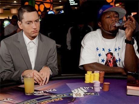 Eminem и 50 Cent