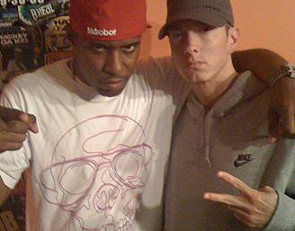 Jast Blaze и Eminem