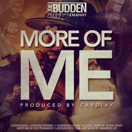 Joe Budden Ft Emanny – More Of Me