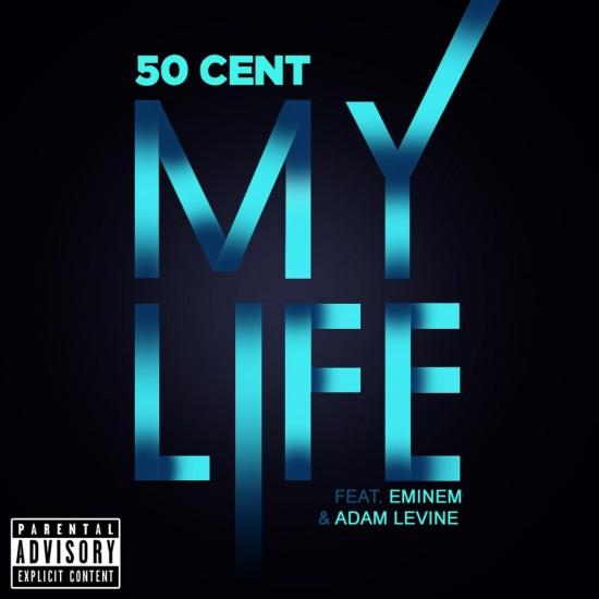 Новый клип от 50 Cent, Eminem & Adam Levine — «My Life»