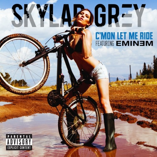 Skylar Grey feat. Eminem — «C'mon Let Me Ride»