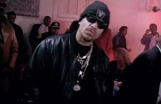"In 1992, if you told us that ""Cop Killer"" Ice-T would play a cop on TV..."