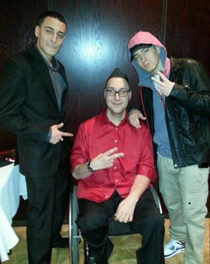 Eminem, февраль 2013