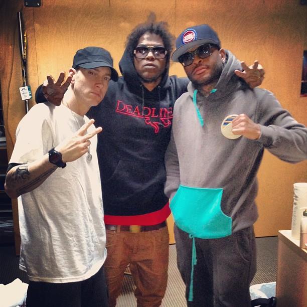 Eminem, Ab-Soul, Royce da 59
