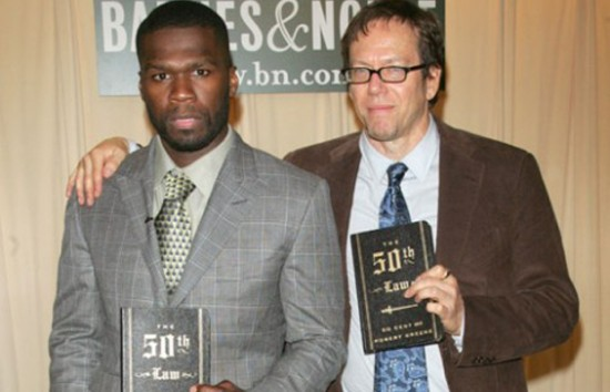 Robert Greene and 50 Cent