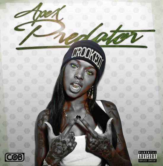 Crooked I – Apex Predator Cover