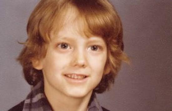 Eminem Kid as kid