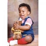 Kid Cudi as kid