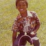 Mac Dre as kid