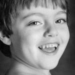 Mac Miller as kid