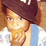 Nelly as kid