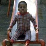Notorious B.I.G. as kid