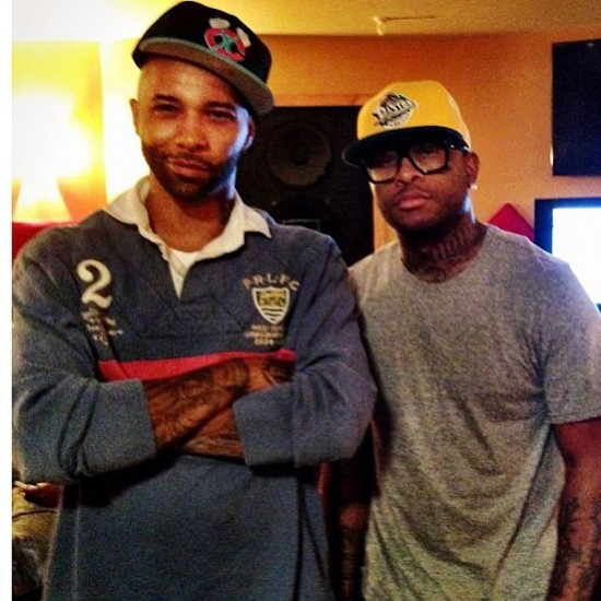 2013.08.07 - Joe Budden and Royce Da 59 - #housegang back!