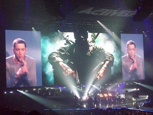 Eminem Call uf Duty