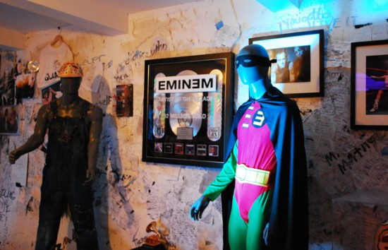Музей Shady Records 2011