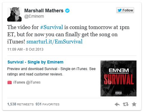 08-10-2013_ Eminem - Survival Twitter