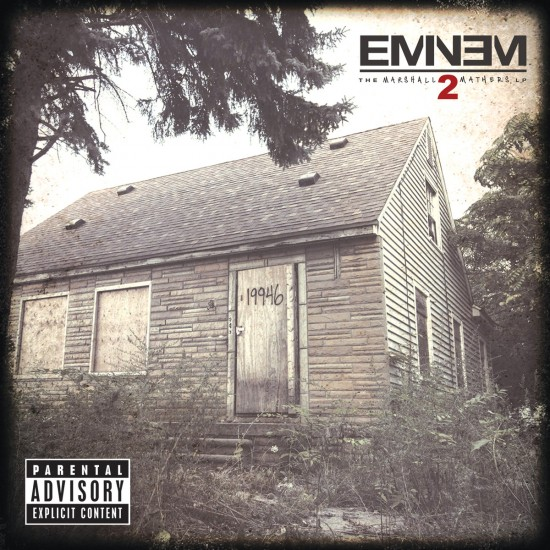 2013.10.29 - The Marshall Mathers LP2 (Deluxe) iTunes