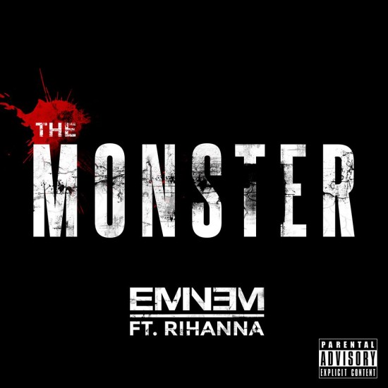 2013.10.29 - The Monster Eminem featuring Rihanna BIG