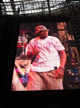 Change The Rapper @ Stade de France 2013 37