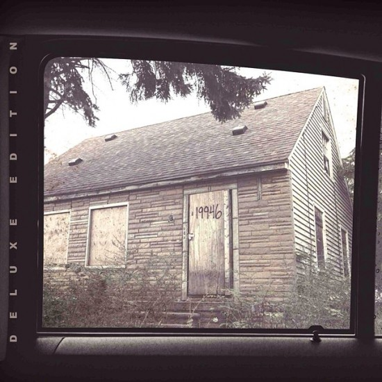 Cover for the Deluxe version of MMLP2 Cover