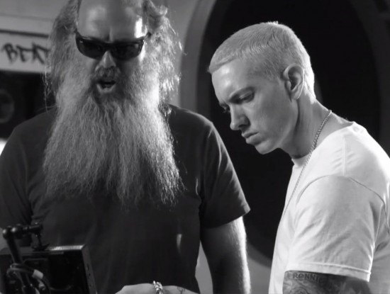Eminem - Berzerk Explained Behind The Scenes