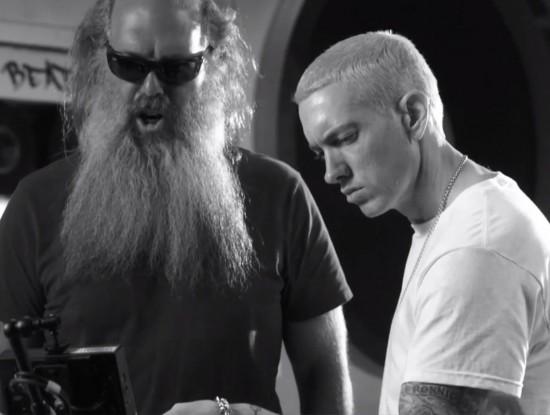 Eminem - Berzerk Explained Behind The Scenes