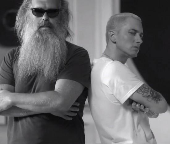 Eminem Berzerk Making 2013