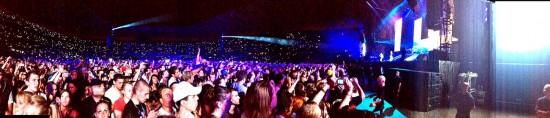 Eminem Pano @ Stade de France, Paris (22.08.2013) 2
