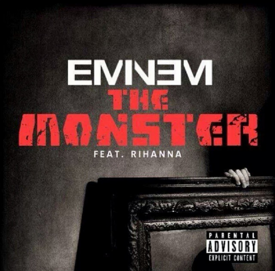 Eminem feat Rihanna The Monster