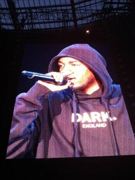 Kendrick Lamar @ Stade de France, Paris (22.08.2013)