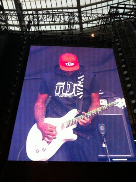 TDE Music Team @ Stade de France, Paris (22.08.2013)