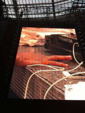 Tyler, The Creator @ Stade de France, Paris (22.08.2013)