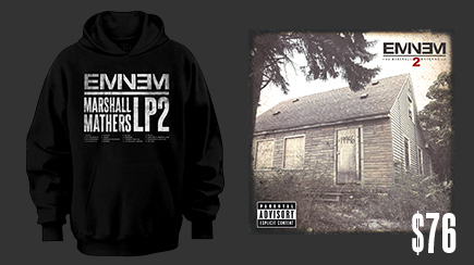 Eminem MMLP2 Preorder -