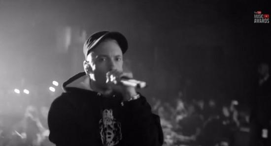 Eminem YTMA Live